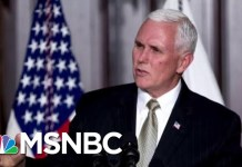 Mike Pence Once Made Moral Case For Removing A President | Morning Joe | MSNBC