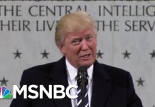 The Roots Of President Donald Trump's Treatment Of Intel Agencies | Morning Joe | MSNBC