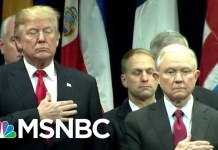 Is DOJ Punishing Judges For Fair Immigration Hearings? | The Last Word | MSNBC