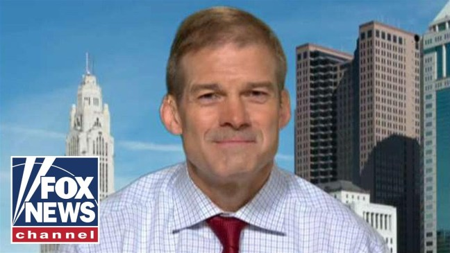 Jim Jordan: It's about time Strzok was fired