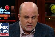 Levin: Trump in great shape when it comes to the law