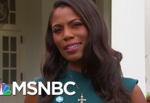 Politico: White House Staff 'Terrified' Of Omarosa Manigault | Hardball | MSNBC