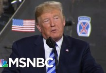 President Donald Trump Snubs Sen. John McCain Over Namesake Spending Bill | Velshi & Ruhle | MSNBC