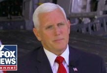 Pence: Returned remains a sign of progress with North Korea
