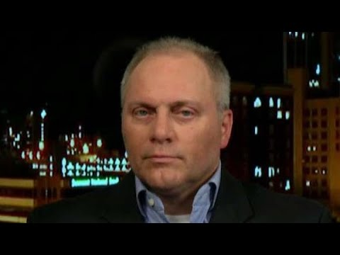 Rep. Steve Scalise on another violent threat to his life