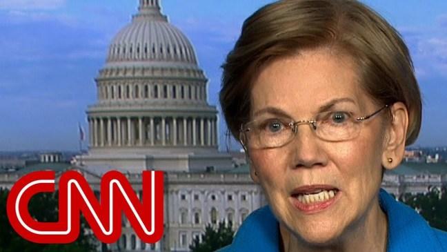 Sen. Elizabeth Warren: Mueller needs to be protected