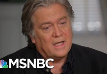 Steve Bannon: Firing Comey Was 'A Big Mistake' | The Last Word | MSNBC