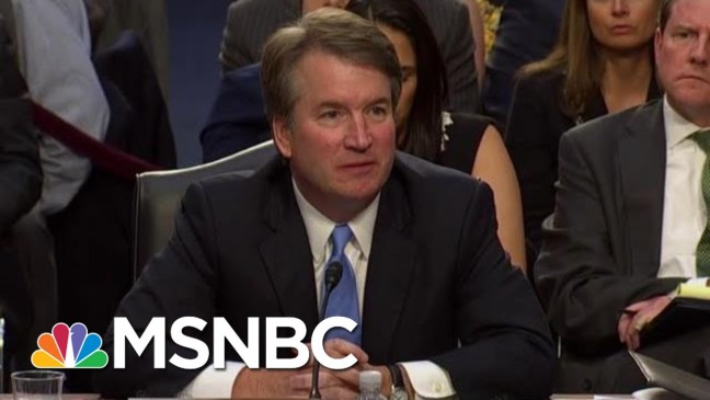 GOP Senators Say They Can't Delay Brett Kavanaugh Vote. But They Can. | The Last Word | MSNBC