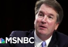 Brett Kavanaugh Denies Sexual Misconduct In Interview | Hardball | MSNBC