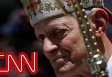 "Catholic yells ""Shame on you!"" to Cardinal Wuerl at church"