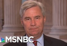 Dem. Sen: GOP Worried About 'Blowing Up' In Kavanaugh Hearing | The Beat With Ari Melber | MSNBC