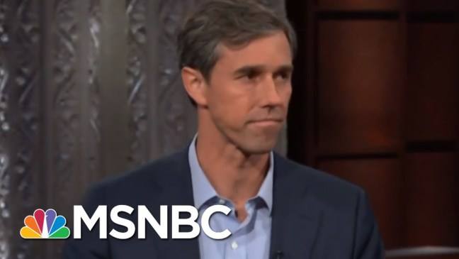 Ted Cruz Supporters Expressing 'Alarm' As Beto O'Rourke Fever Spreads In Texas | Deadline | MSNBC