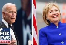 Hillary Clinton, Joe Biden go on the attack against Trump