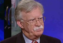 John Bolton on introducing new cybersecurity strategy