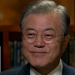 Moon Jae-in talks Trump, Kim in one-on-one with Fox News