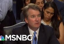GOP Fails To Explain Excluding FBI From Brett Kavanaugh Investigation | Rachel Maddow | MSNBC
