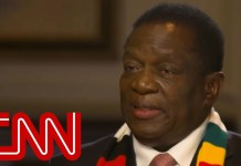 President of Zimbabwe: Government will comply with massacre report