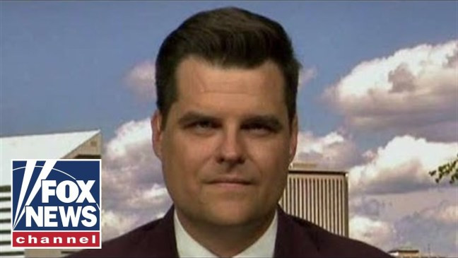 Rep. Gaetz wants to see what was hidden from FISA court