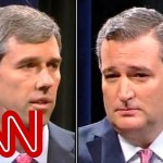 Ted Cruz, Beto O'Rourke spar in first debate