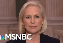 Senator Kirsten Gillibrand: I Believe Brett Kavanaugh's Accuser | All In | MSNBC