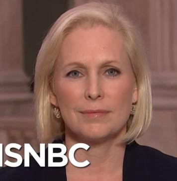 Senator Kirsten Gillibrand: I Believe Brett Kavanaugh's Accuser | All In | MSNBC