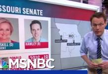 Will A Democrat Hold On In Missouri?   MSNBC