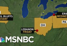 Democrats Lead In Major Wisconsin, Minnesota Races In New NBC News/Marist Poll | MTP Daily | MSNBC
