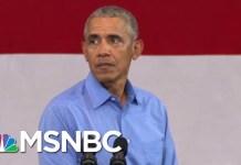 Barack Obama Slams Politicians Lying | The Last Word | MSNBC