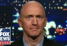 Carter Page on why he is suing the Democratic Party