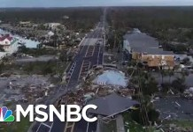 Drone Footage Shows How Michael Devastated Town | Morning Joe | MSNBC