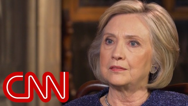 Hillary Clinton says Democrats can't be civil right now