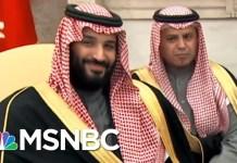 Saudi Arabia Claims Jamal Khashoggi's Death Was A 'Tremendous Mistake' | Velshi & Ruhle | MSNBC