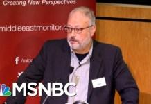 What Happened Between Jamal Khashoggi And The Saudi Crown Prince? | MTP Daily | MSNBC