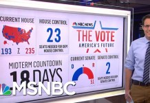 Is The Democrat Message Working In Suburban America? | The 11th Hour | MSNBC