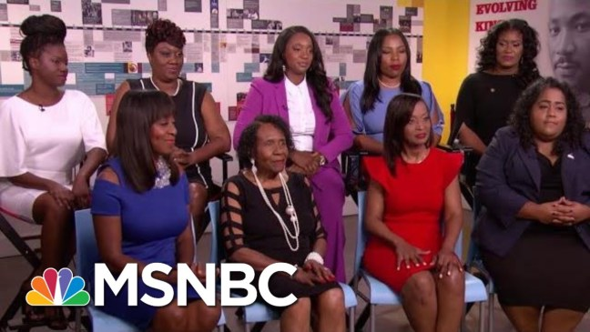 A Wave Of African American Women Elected In Tennessee | All In | MSNBC