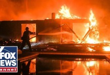 Live: Presser held on 'Woolsey' Fire in California