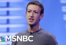 NYT: Facebook Gave Some Partners Access To Your Private Messages | Velshi & Ruhle | MSNBC