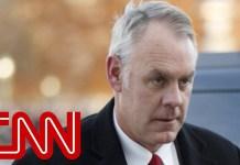 Interior Secretary Zinke leaving Trump administration at end of year