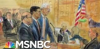 Joe: We Saw What Judicial Independence Means   Morning Joe   MSNBC