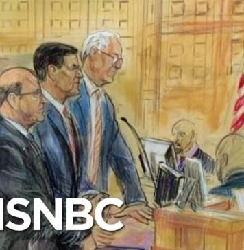 Joe: We Saw What Judicial Independence Means | Morning Joe | MSNBC