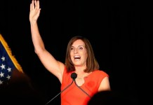 Live: Arizona Governor Ducey and Martha McSally hold a presser