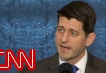 Paul Ryan: I challenge Republicans here ...