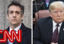 Trump: Cohen prosecutors are trying to 'embarrass me'