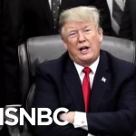 President Donald Trump Now Says The Border Wall Can Be 'A Slat Fence' | The 11th Hour | MSNBC
