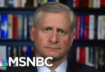 Jon Meacham On NYT Bombshell: This Is What The Founders Worried About | The 11th Hour | MSNBC