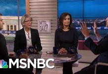 Broken Politics, Broken Government? | MTP Daily | MSNBC