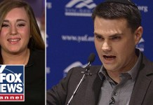 Conservative group threatened over Shapiro speech on campus