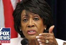 Live: Rep. Maxine Waters holds a House Financial Services Committee event
