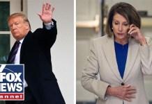 Media praise Pelosi, rip Trump for shutdown spat