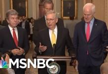 NYT: GOP Pressuring Mitch McConnell To End Shutdown | Hardball | MSNBC
